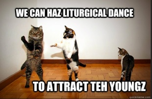 HUMOR Why Millennials Don't Go to Church in LOLCat copy