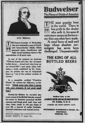 John-Wesley-and-Budweiser-Beer-ad