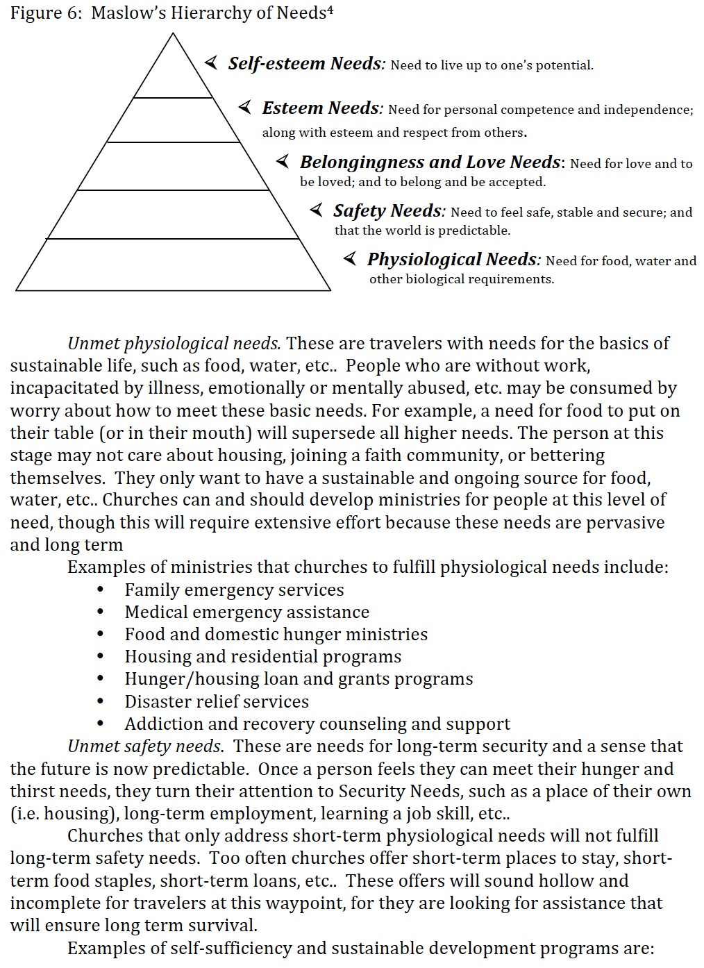 maslows hierarchy of needs pdf