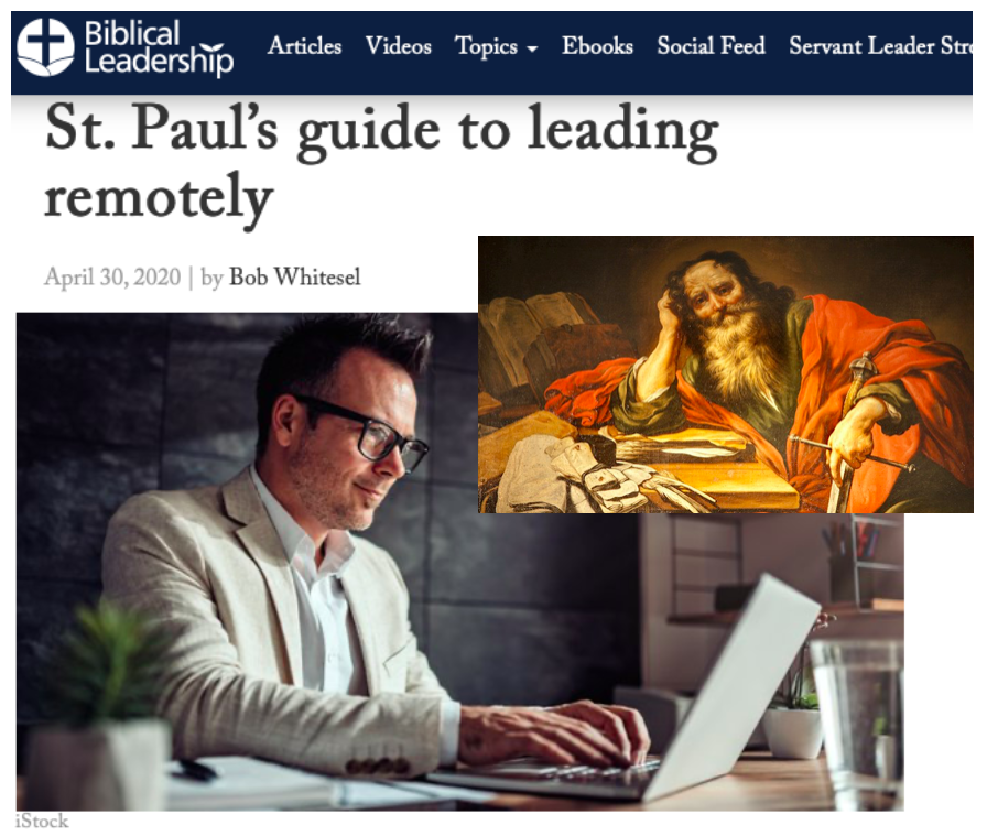 St. Paul's Guide to Leading Remotely 2.2